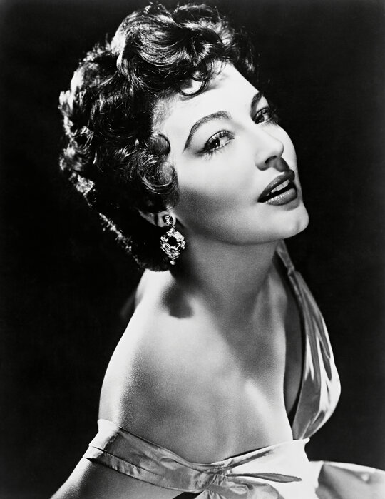 Ava Gardner A Wall Mural For Every Room Photowall