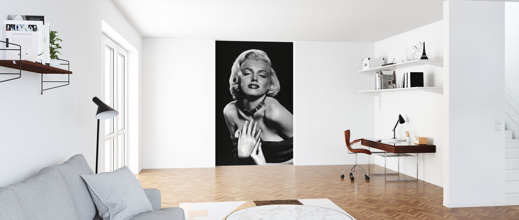 Marilyn Monroe In How To Marry A Millionaire High Quality Wall