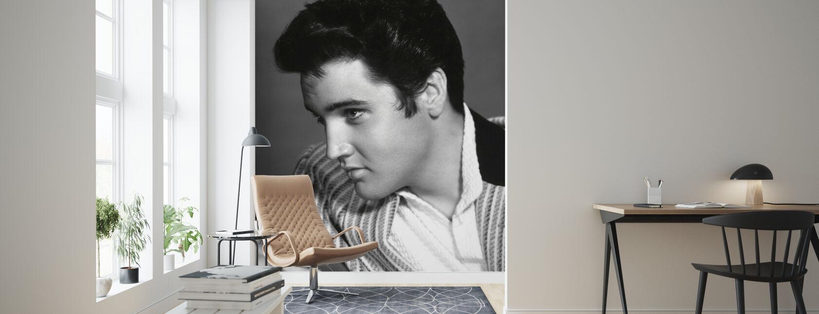 Elvis Presley - Wallpaper - Living Room
