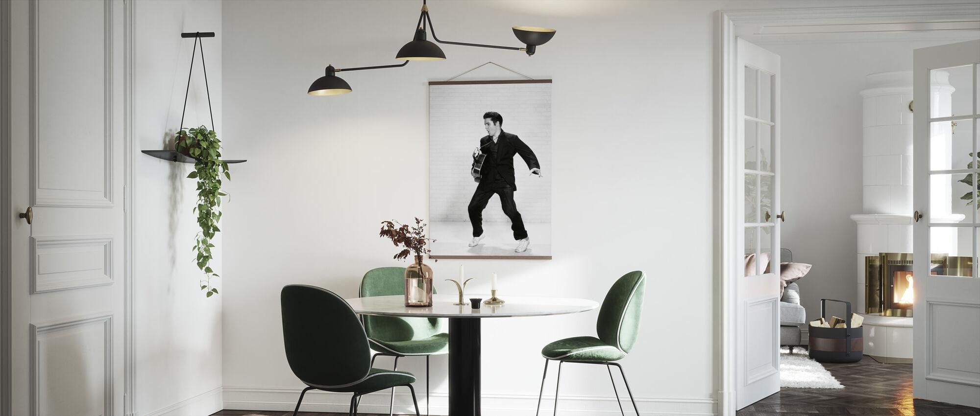 Elvis Presley - Plakat - Kjøkken