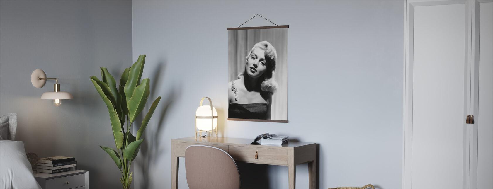 Lana Turner - Plakat - Kontor