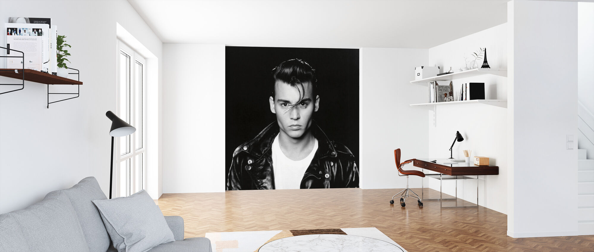 Johnny Depp in Crybaby - Wallpaper - Office