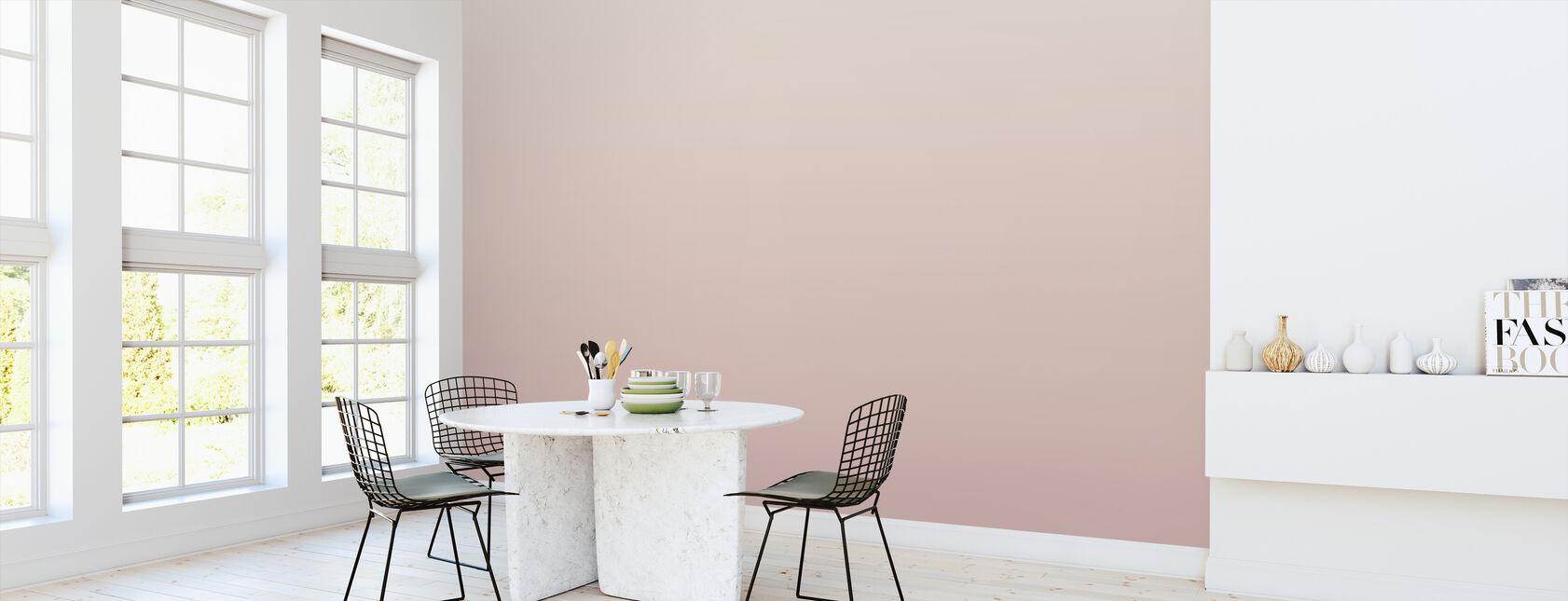 Miami Peach - Wallpaper - Kitchen