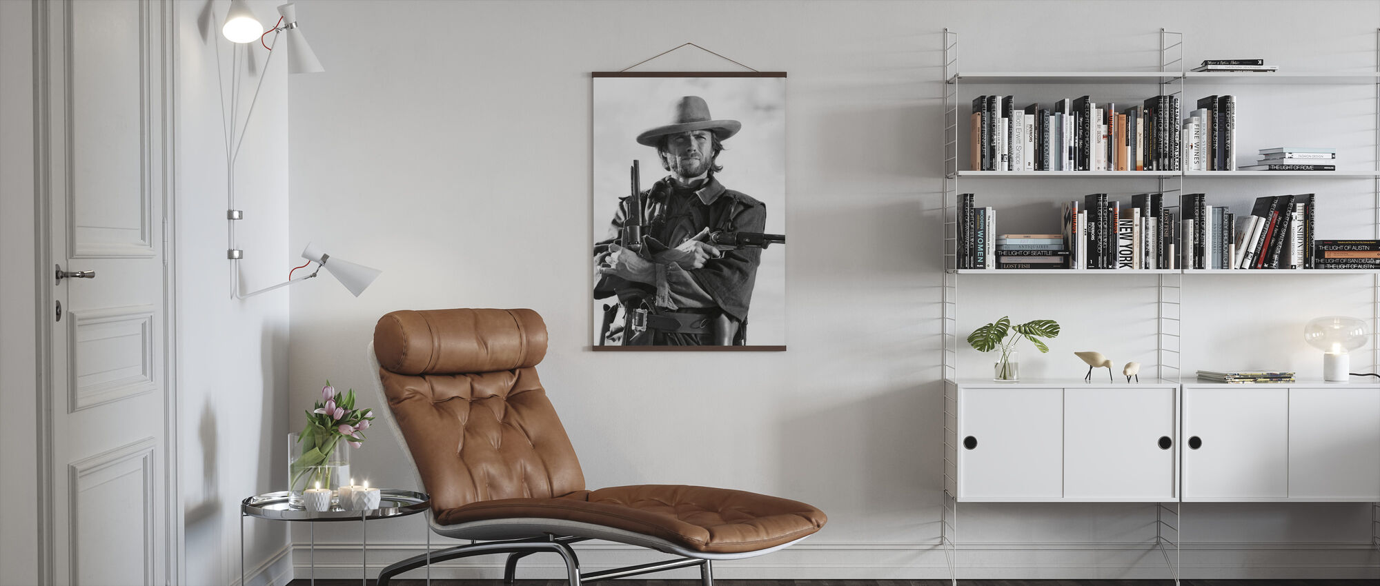 Outlaw Josey Wales - Poster - Living Room