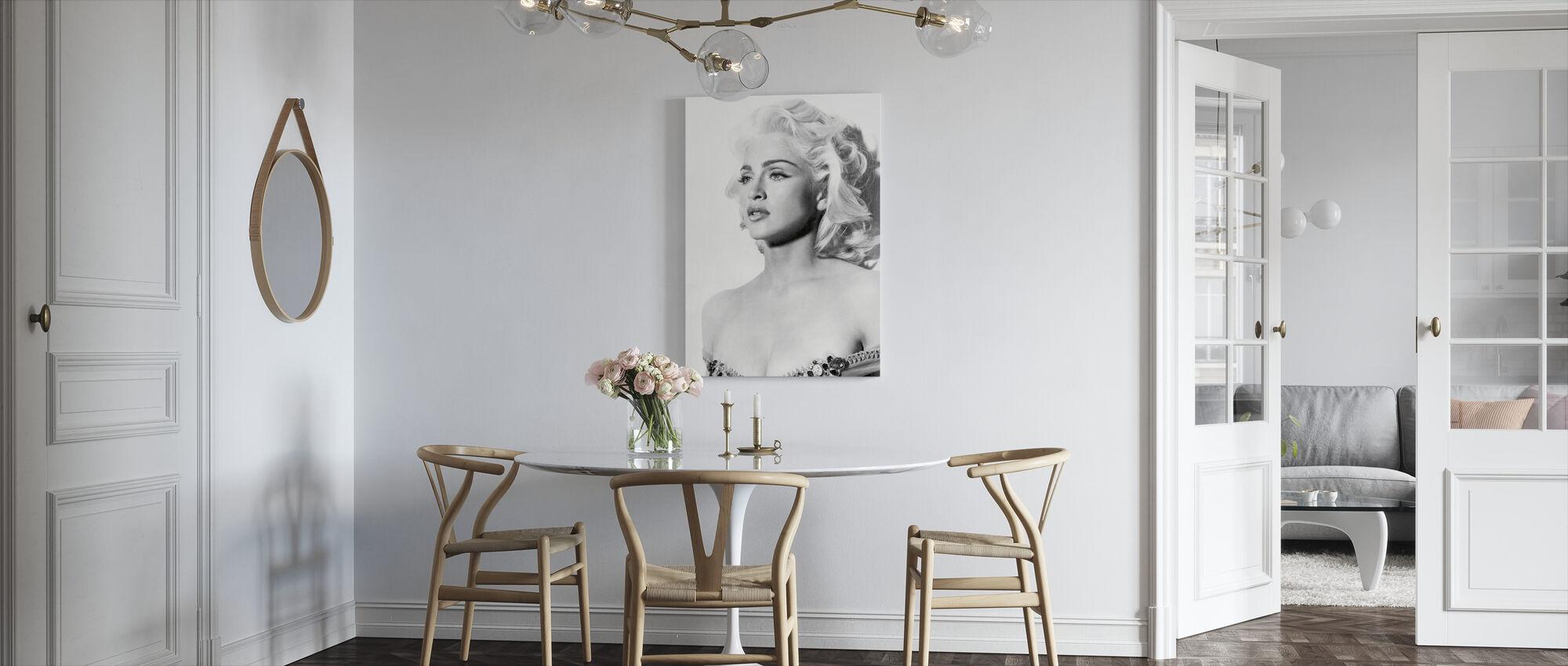 Madonna in Truth or Dare - Canvas print - Kitchen