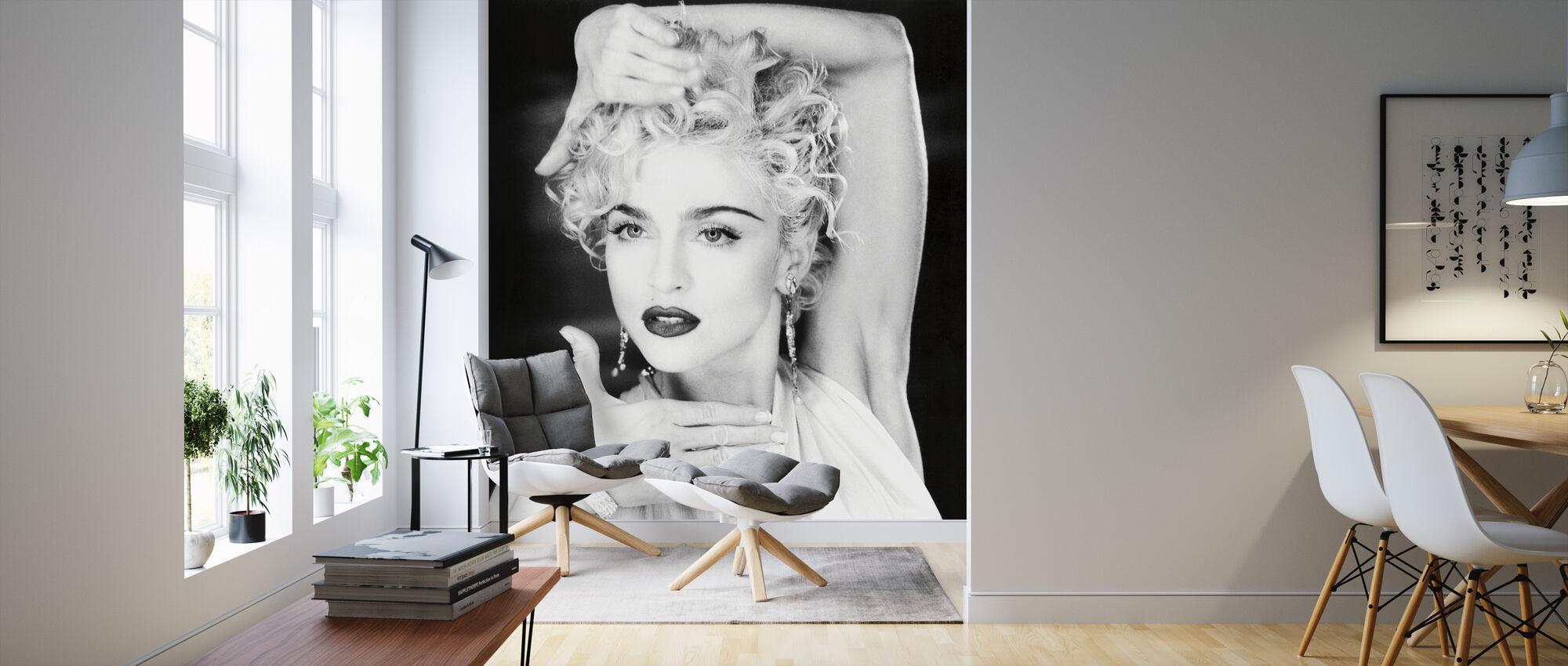 Madonna - Wallpaper - Living Room
