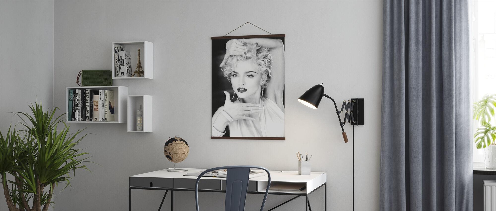 - Madonna - Juliste - Toimisto