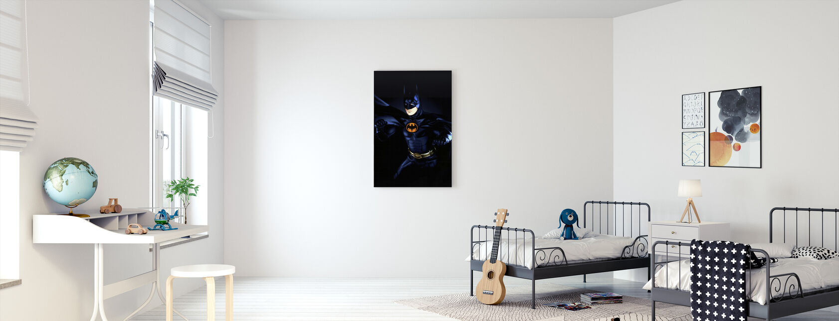 Michael Keaton in Batman Returns - Canvas print - Kinderkamer