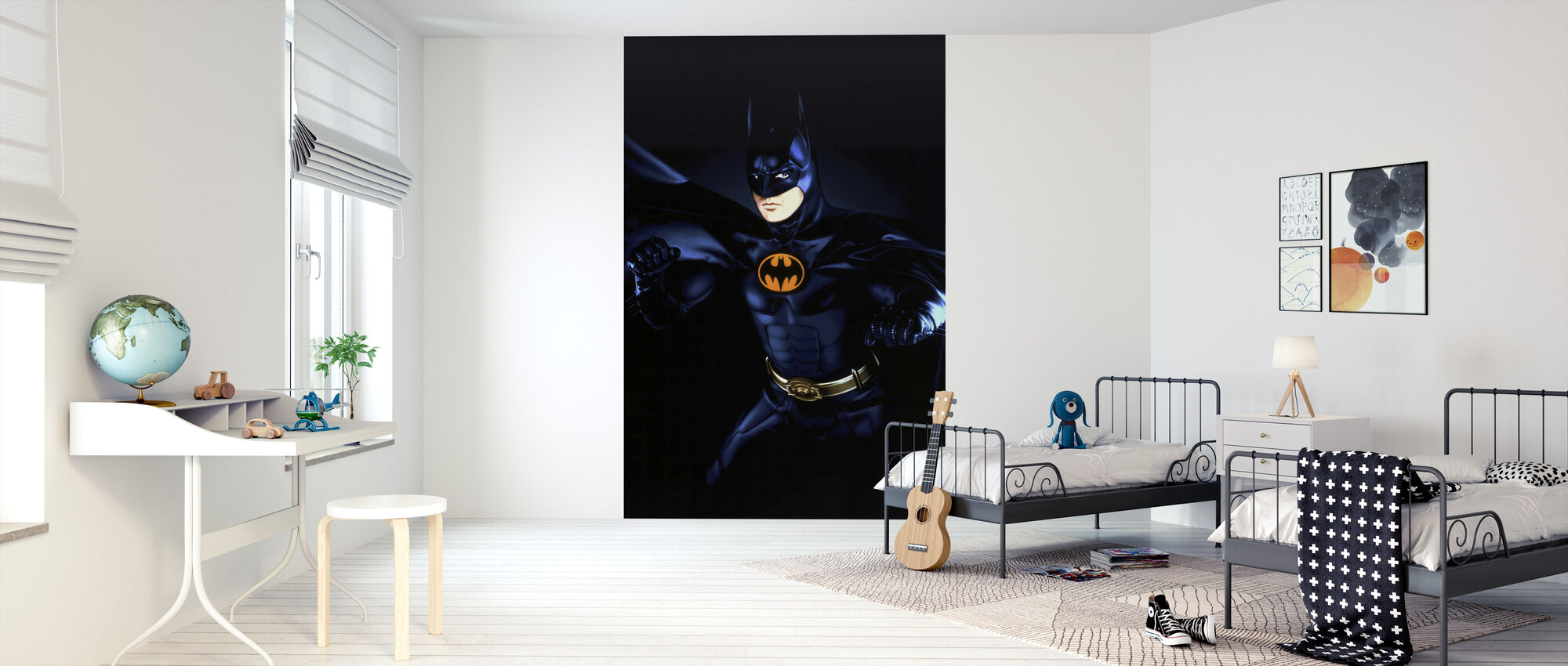 Michael Keaton in Batman Returns - Wallpaper - Kids Room