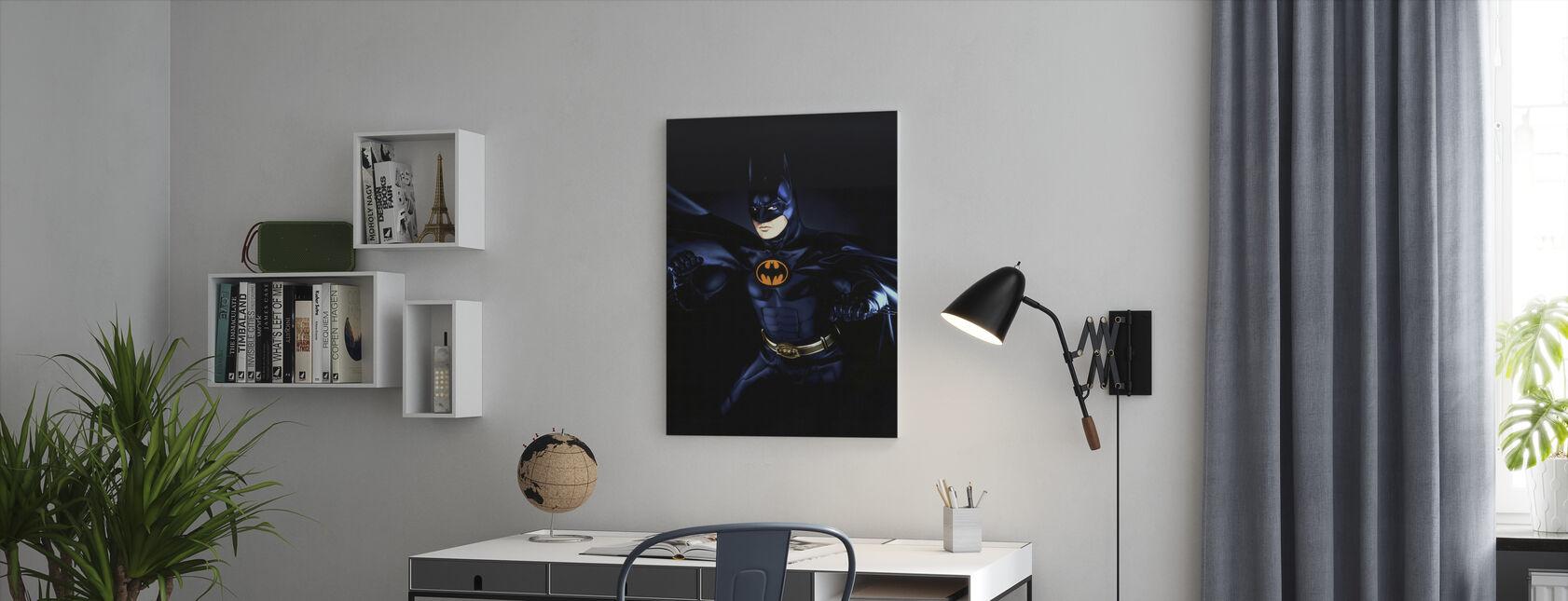 Michael Keaton in Batman Returns - Canvas print - Kantoor