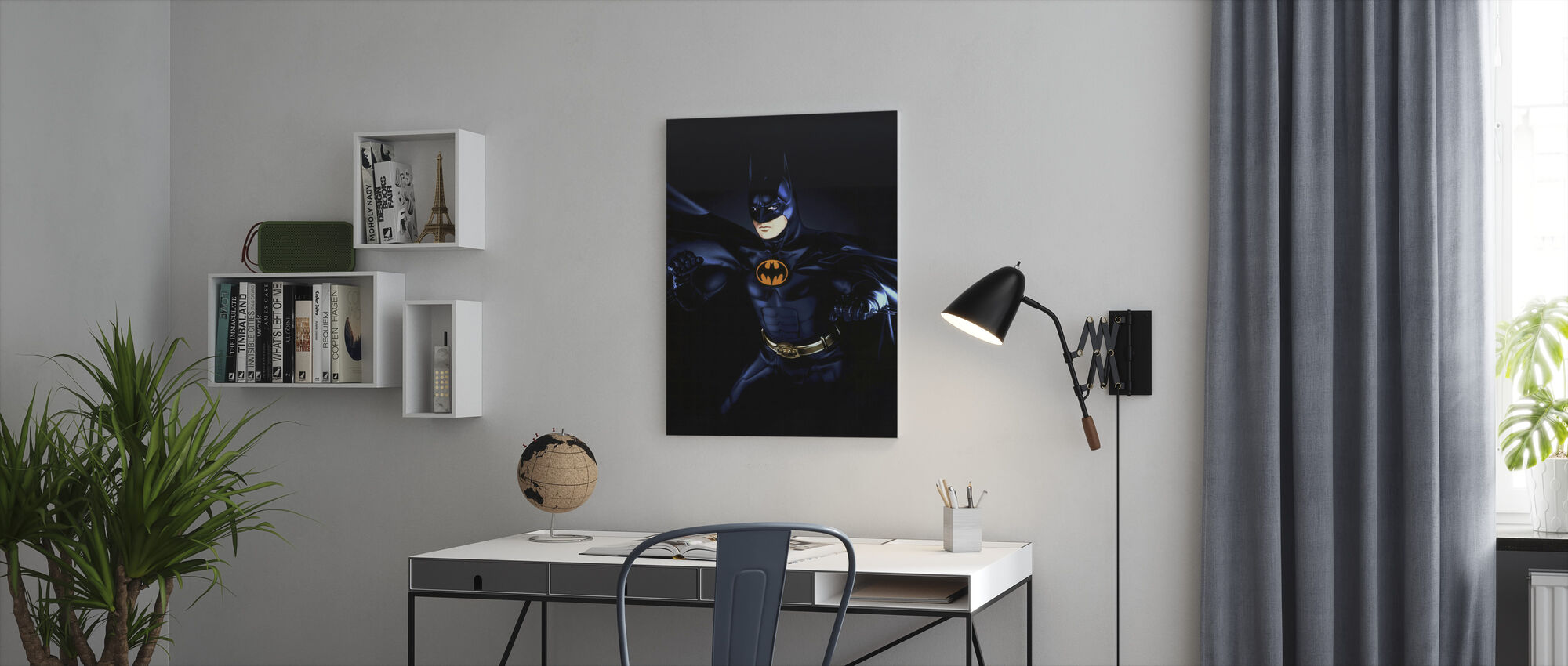 Michael Keaton in Batman Returns - Canvas print - Kantoor