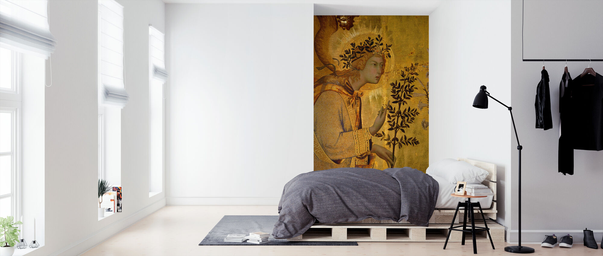 Angel of the Annunciation - Wallpaper - Bedroom