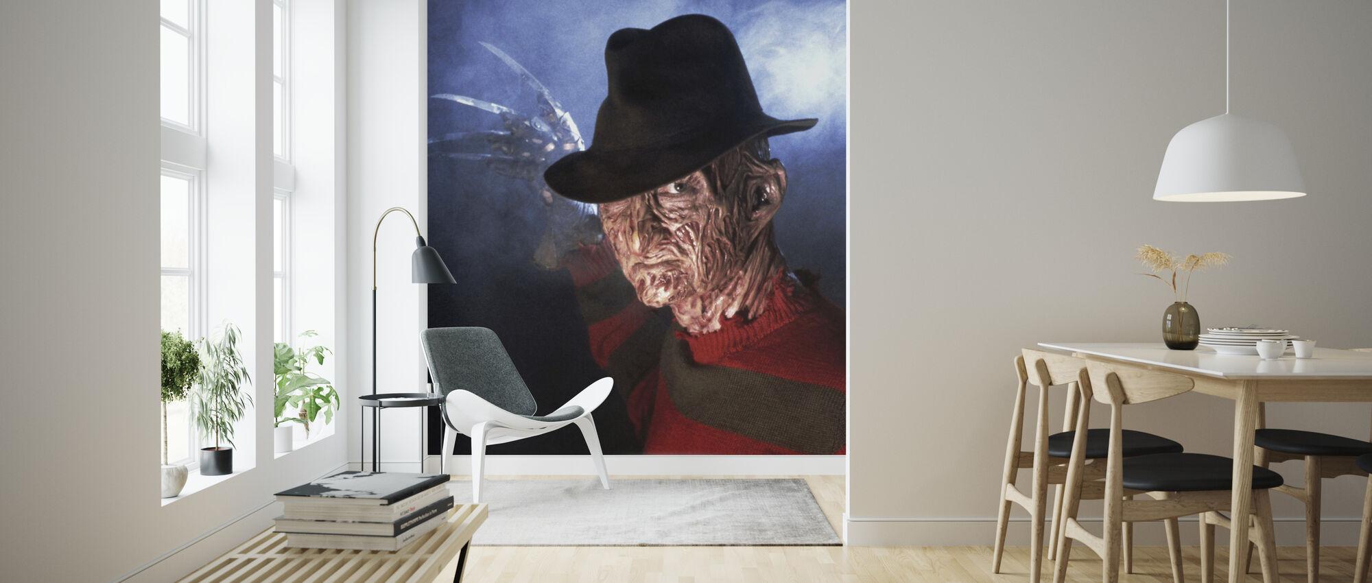Robert Englund i et mareritt på Elm Street - Tapet - Stue
