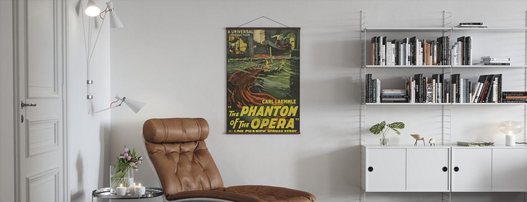 Upiór Opery - Plakat - Pokój dzienny