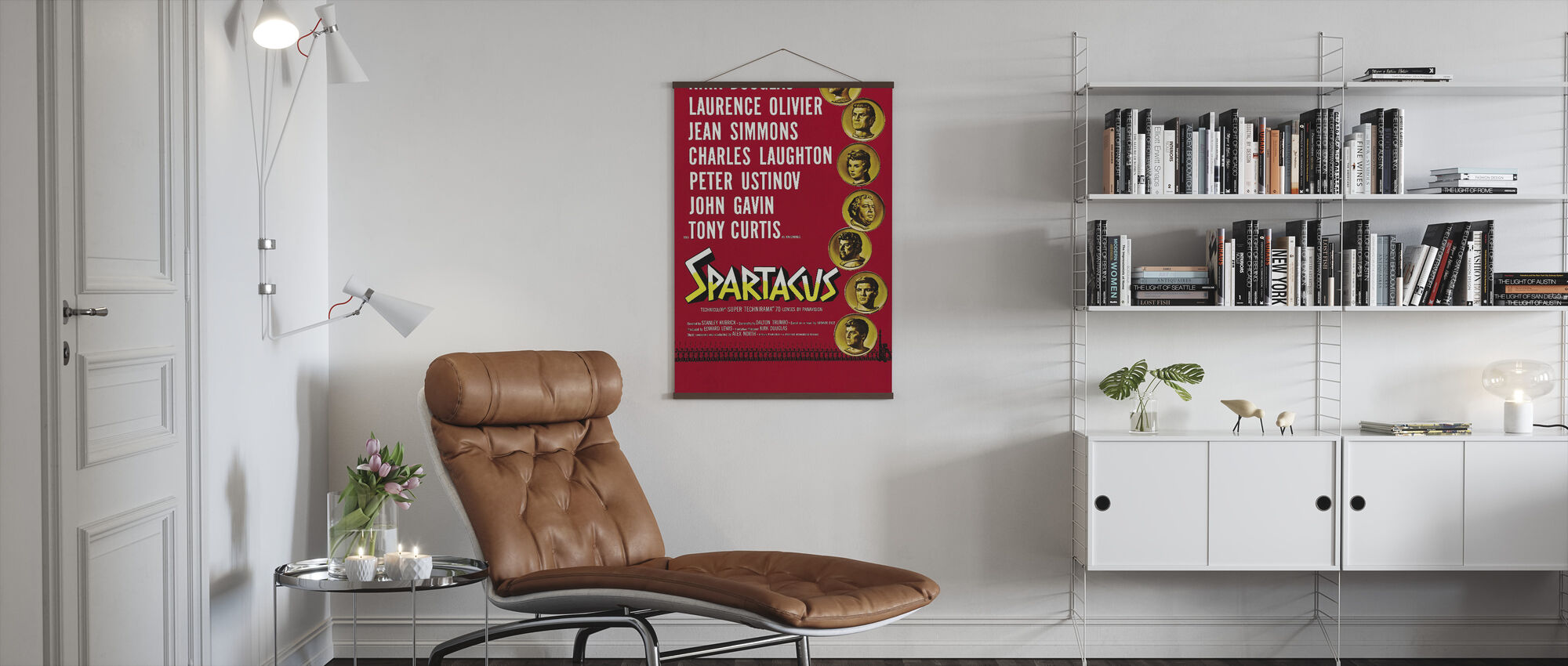Spartacus - Poster - Living Room