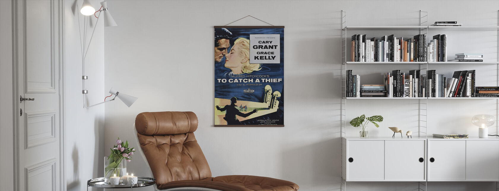To Catch a Thief - Poster - Living Room