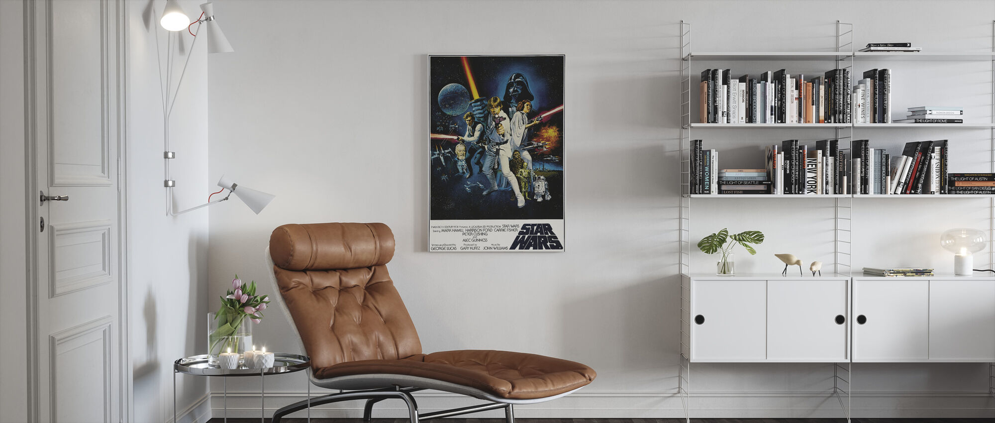New Hope - Canvas print - Living Room