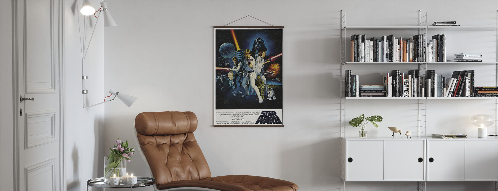 New Hope - Poster - Living Room