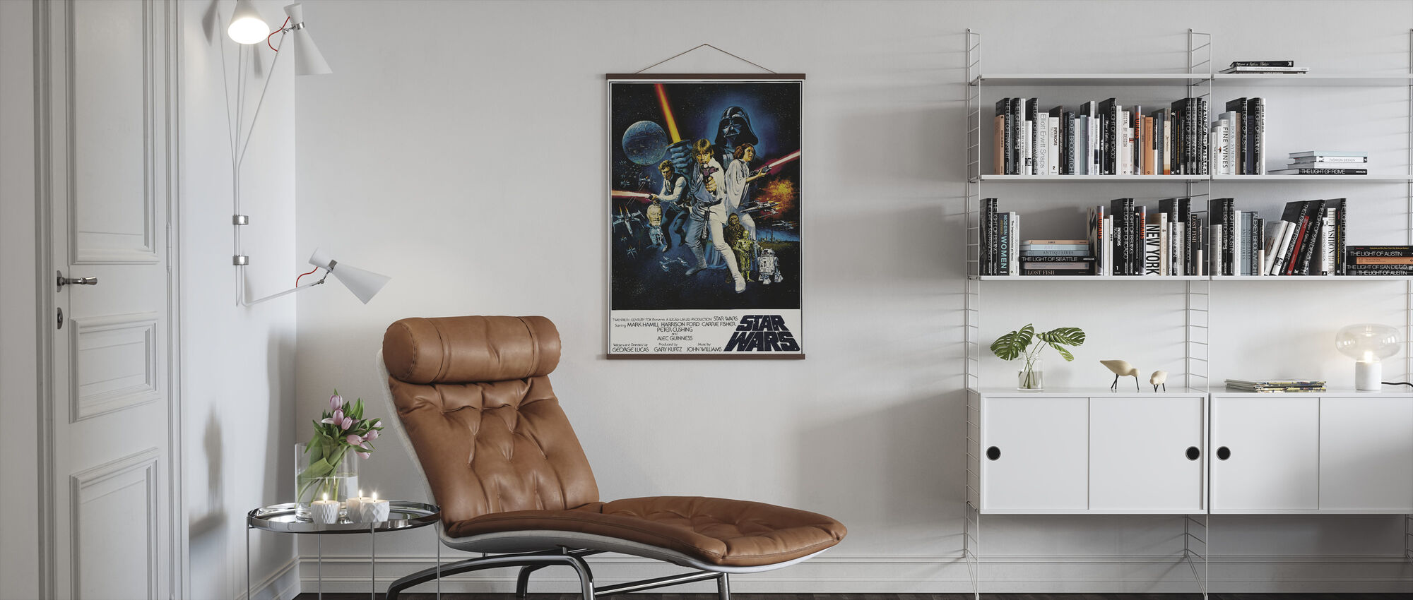New Hope - Poster - Living Room