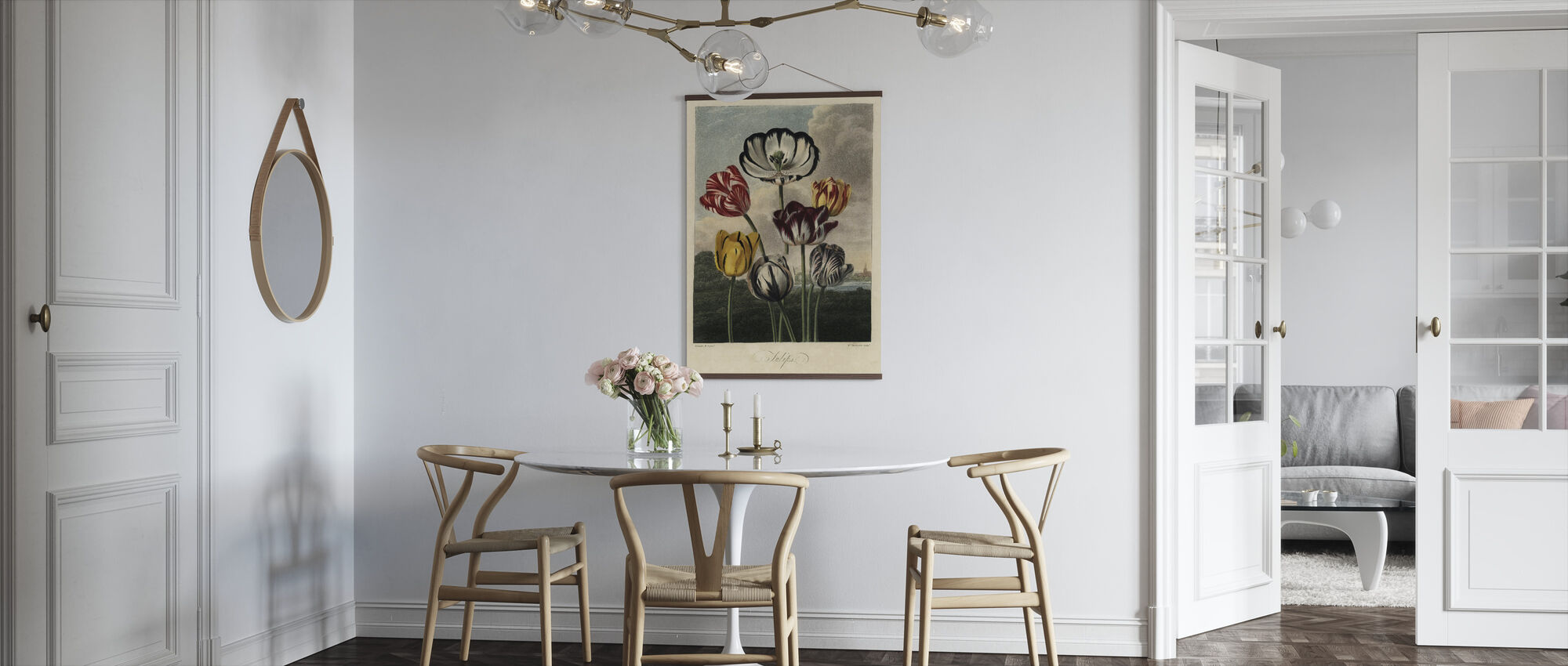 Tulip sorter - Poster - Kök