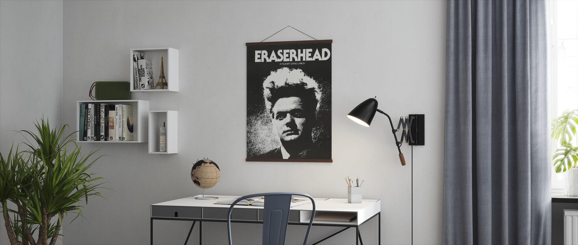 Eraserhead - Juliste - Toimisto