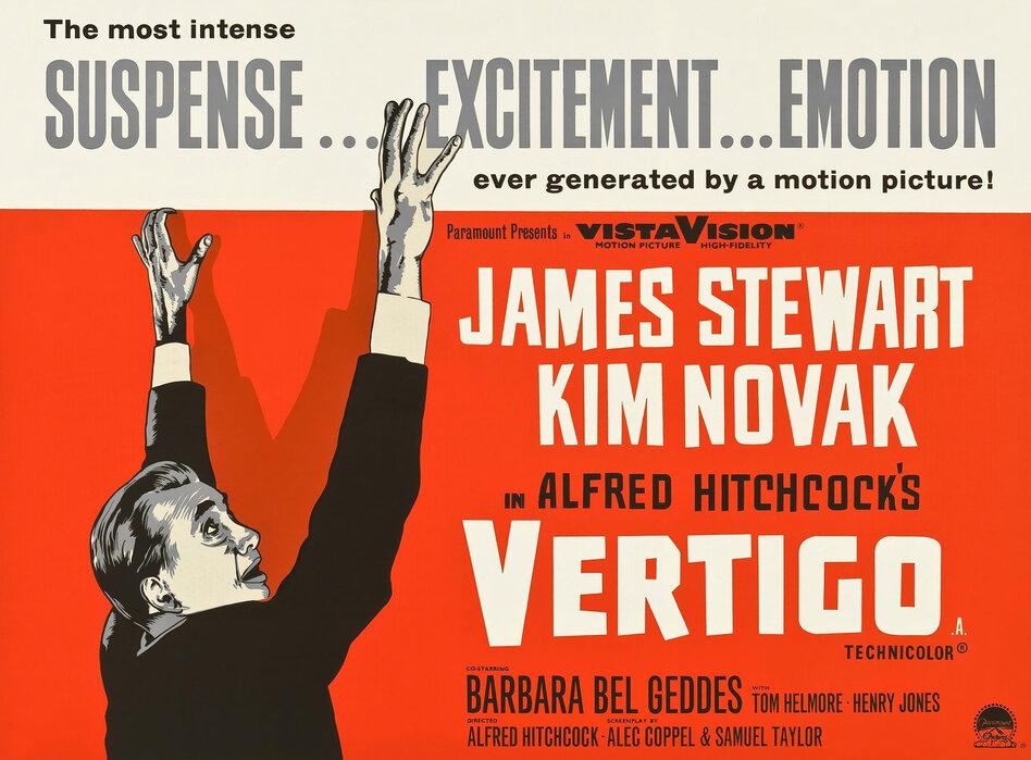 Vertigo - Style with a Poster - Photowall