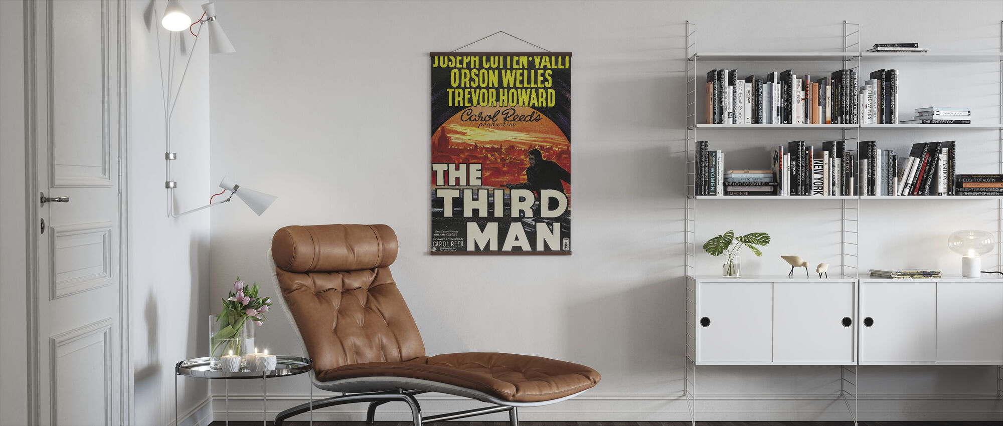 Third Man - Poster - Living Room
