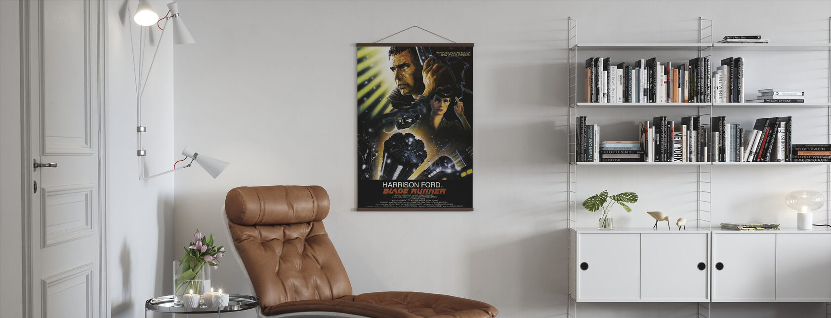 Blade Runner - Poster - Living Room
