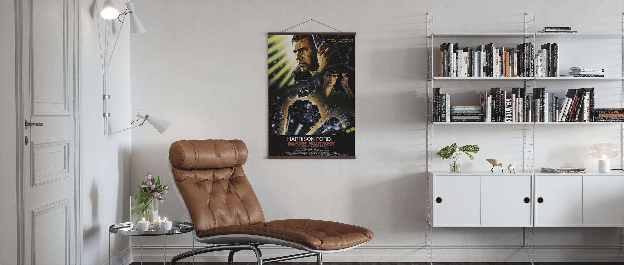 Blade Runner - Poster - Living Room