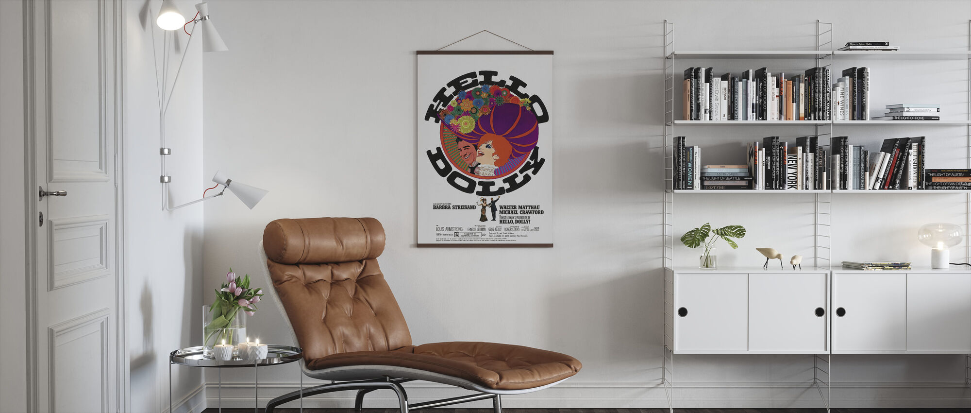 Hello Dolly - Poster - Living Room