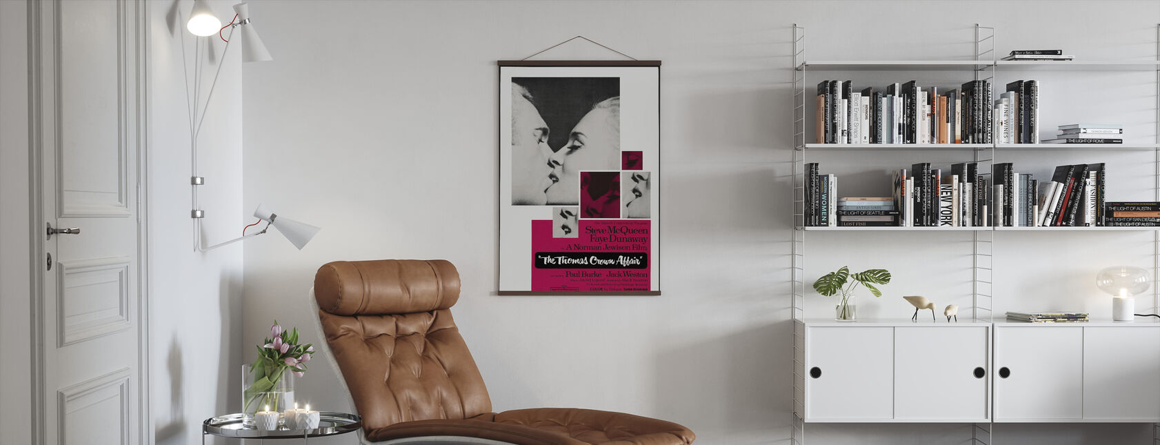 Thomas Crown Affair - Poster - Living Room