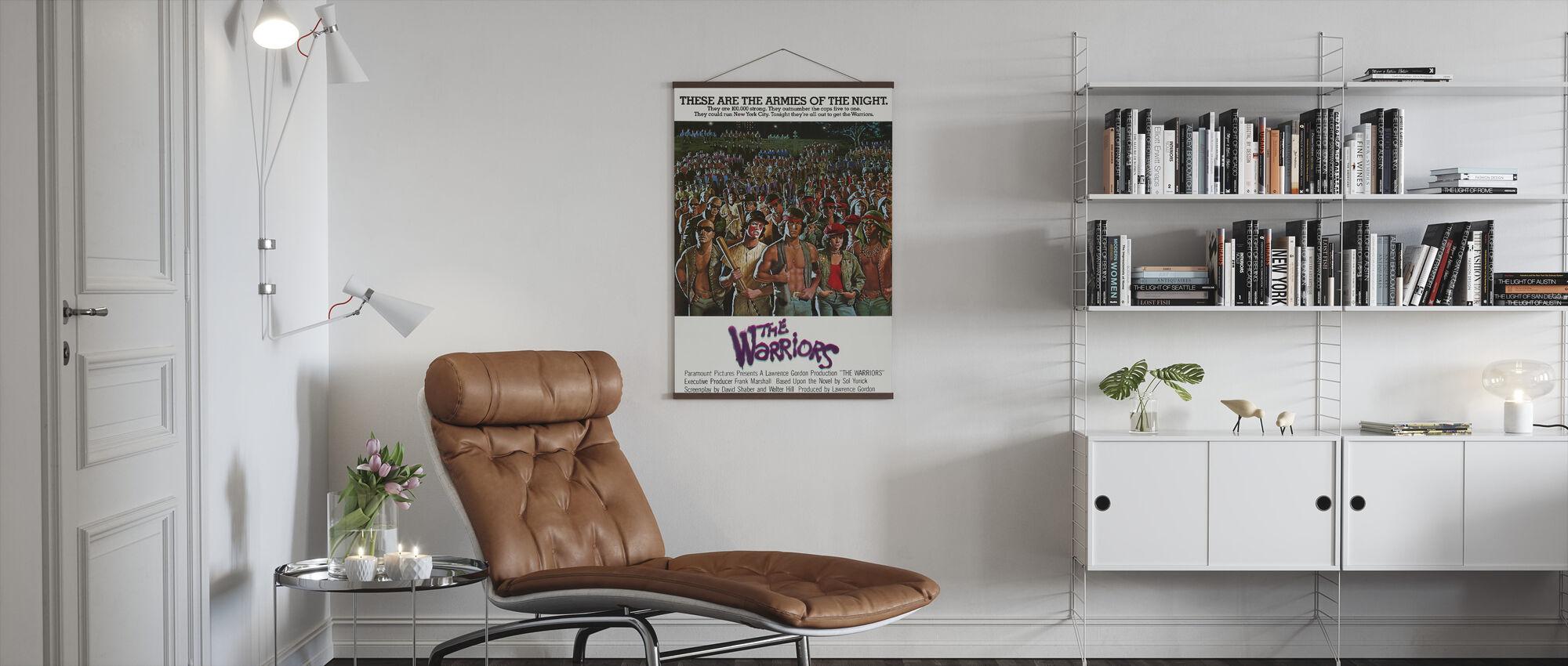Warriors - Poster - Living Room