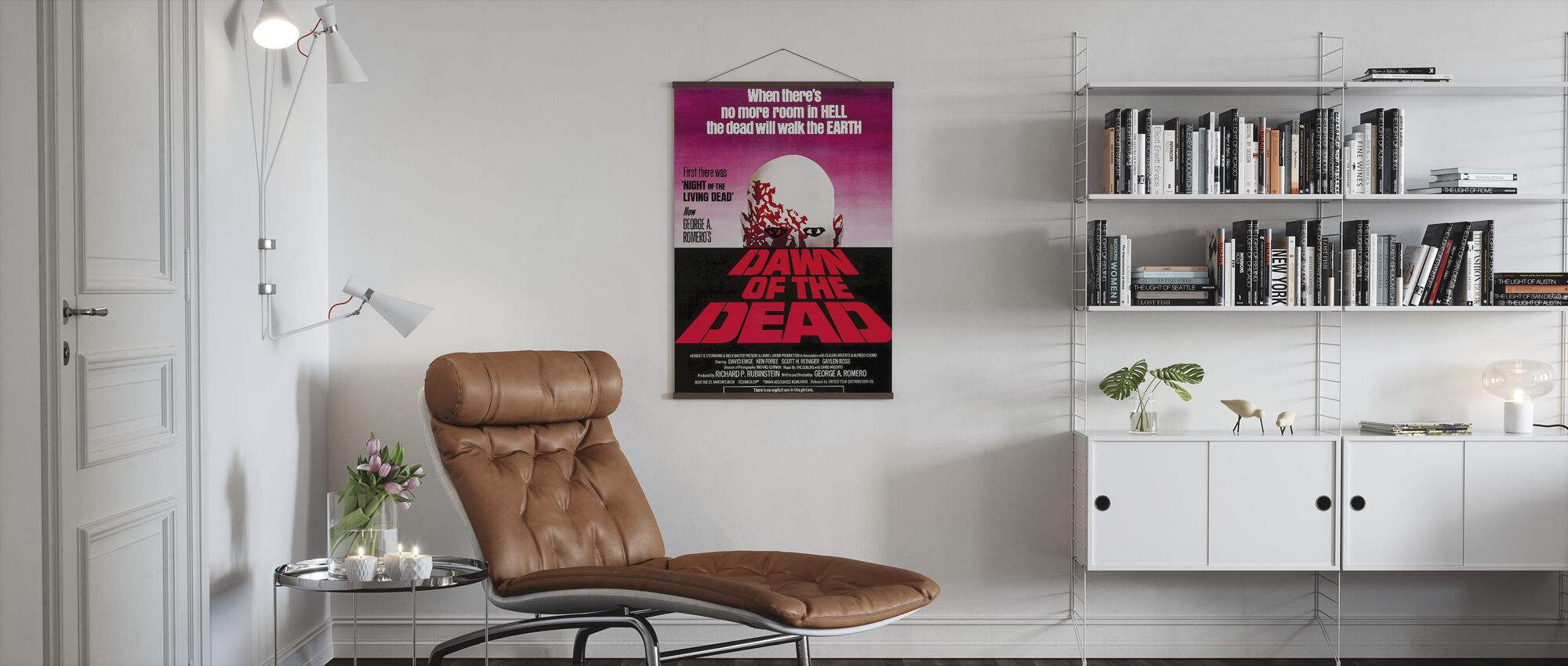 Dawn of the Dead - Poster - Living Room