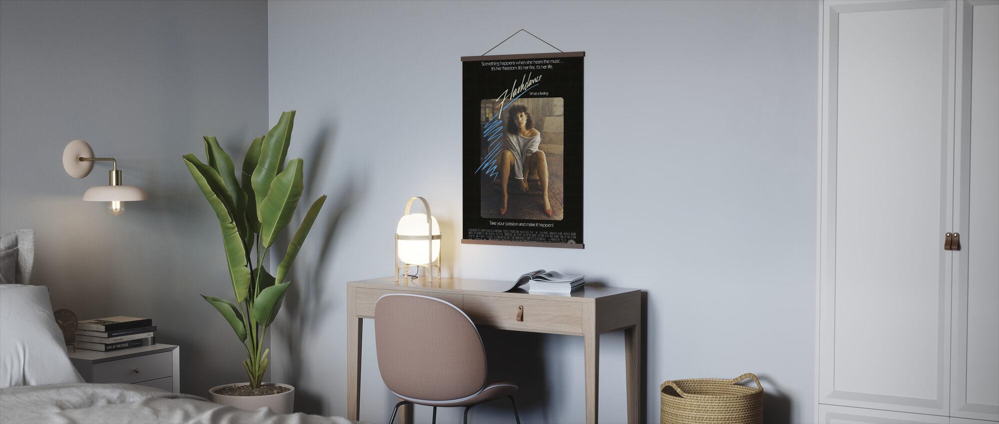 Blitztanz - Poster - Büro
