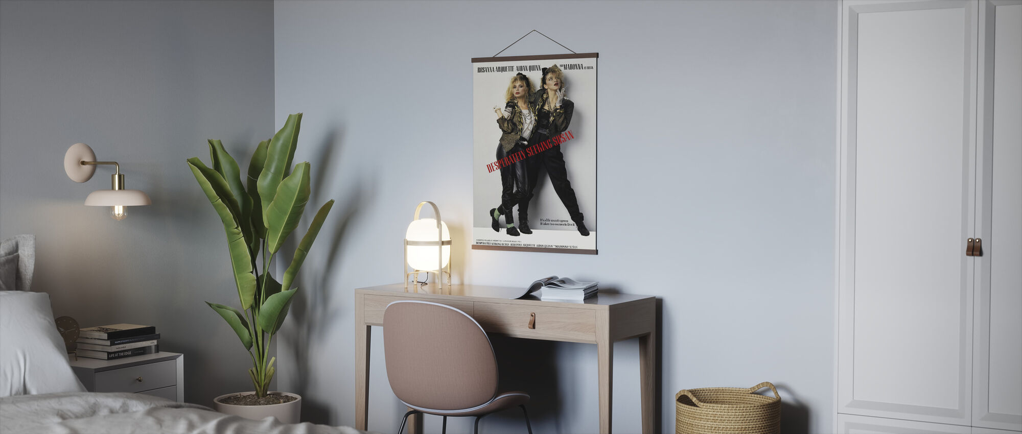 Desperately Seeking Susan - Poster - Office