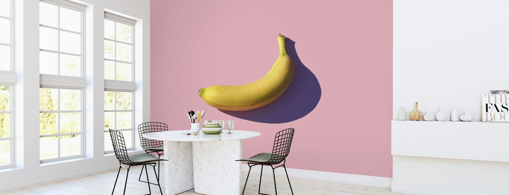 Banana - Wallpaper - Kitchen