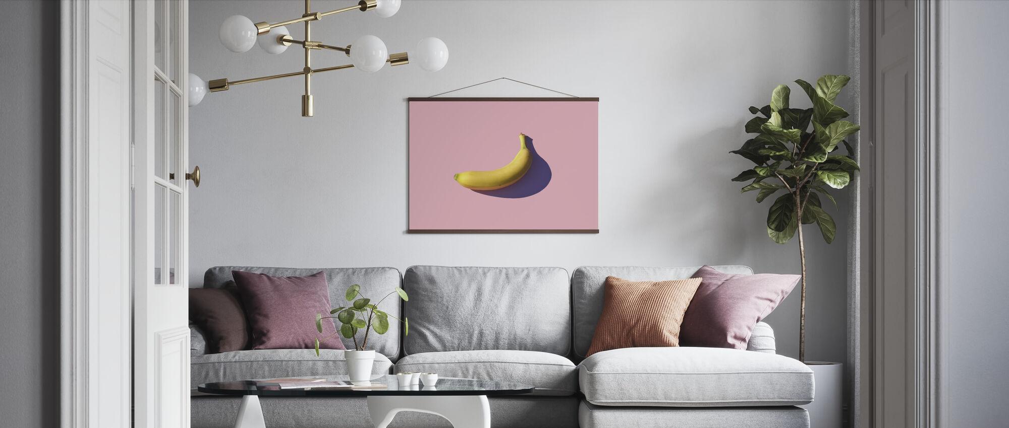 Banaania - Juliste - Olohuone