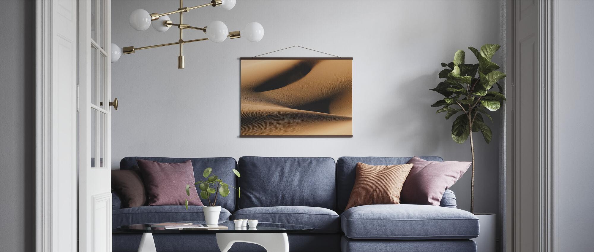 Sand - Poster - Living Room