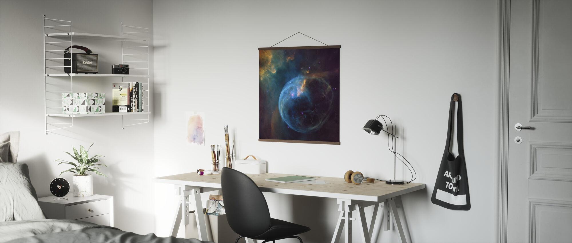 Universet - Plakat - Kontor
