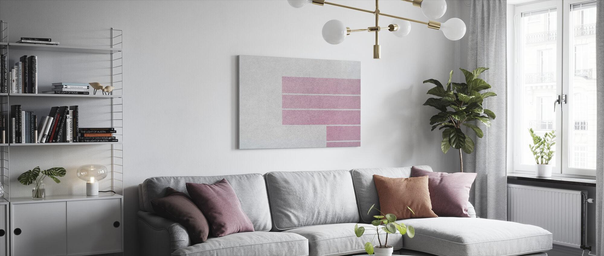 Wall Art Texture - Canvas print - Living Room