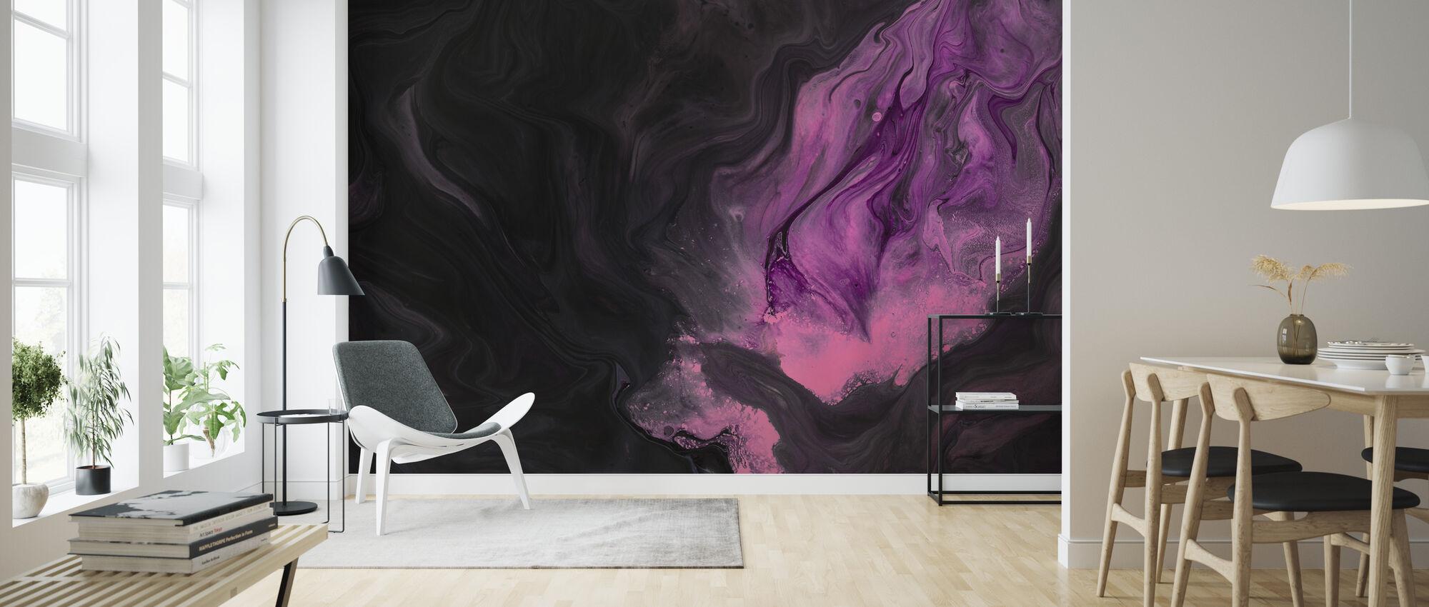 Galaxy Art - Wallpaper - Living Room