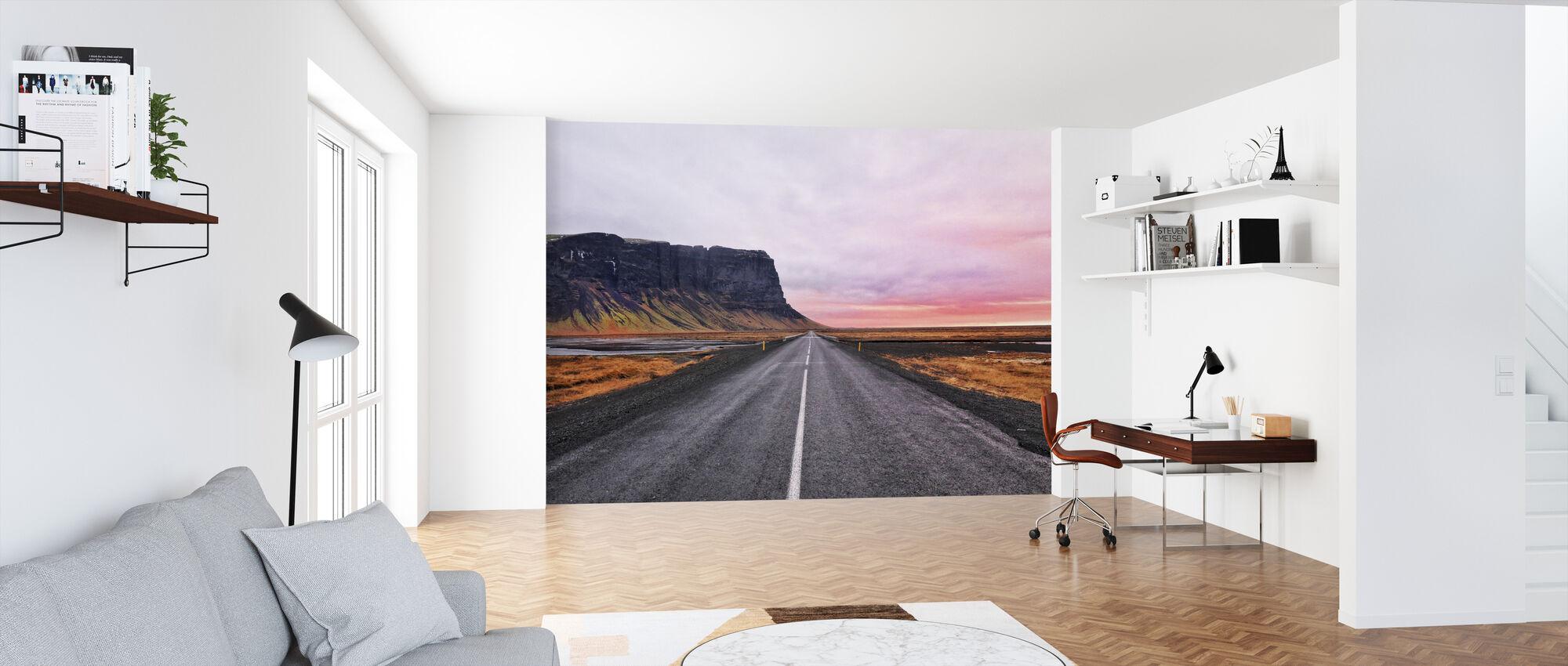 Open Road - Wallpaper - Office