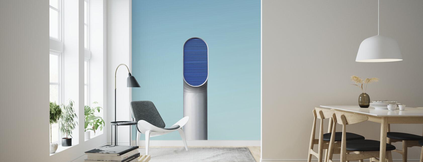 Single Pipe - Wallpaper - Living Room
