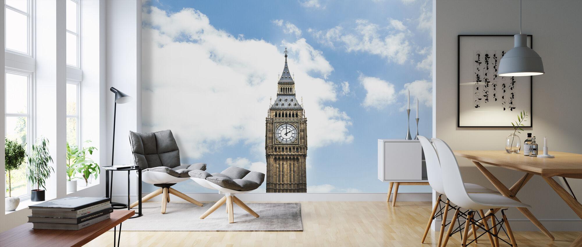 Big Ben - Tapet - Stue