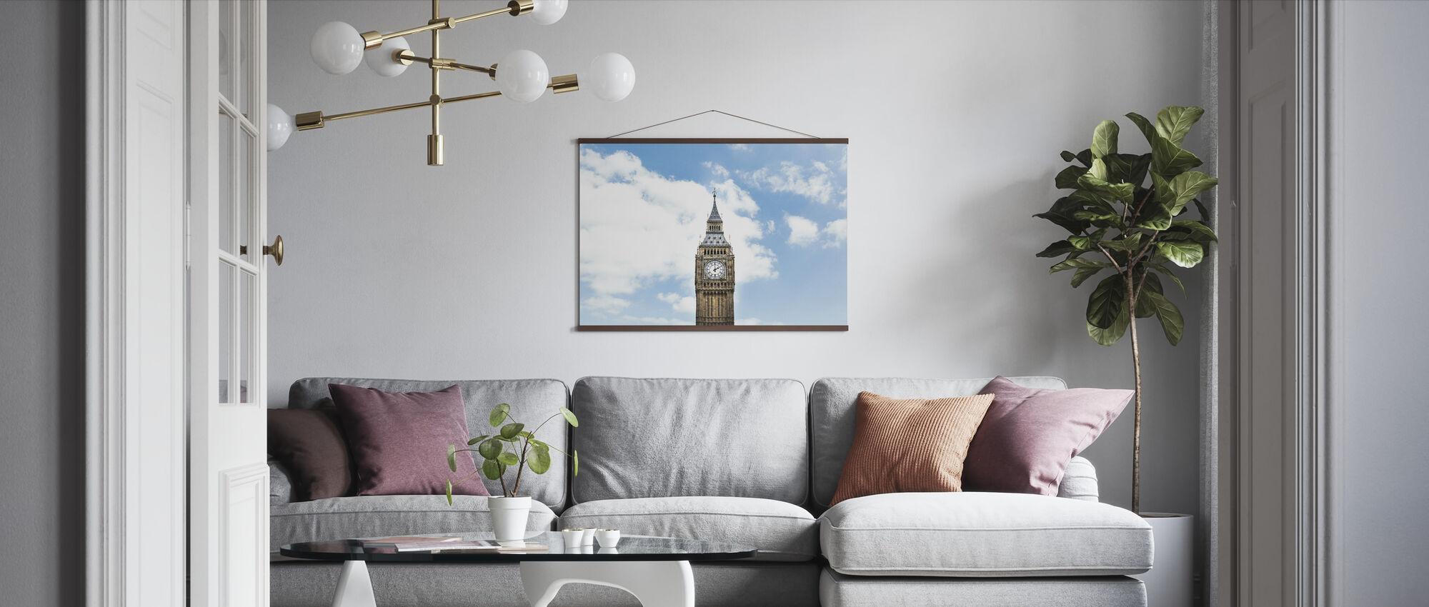 Big Ben - Poster - Living Room