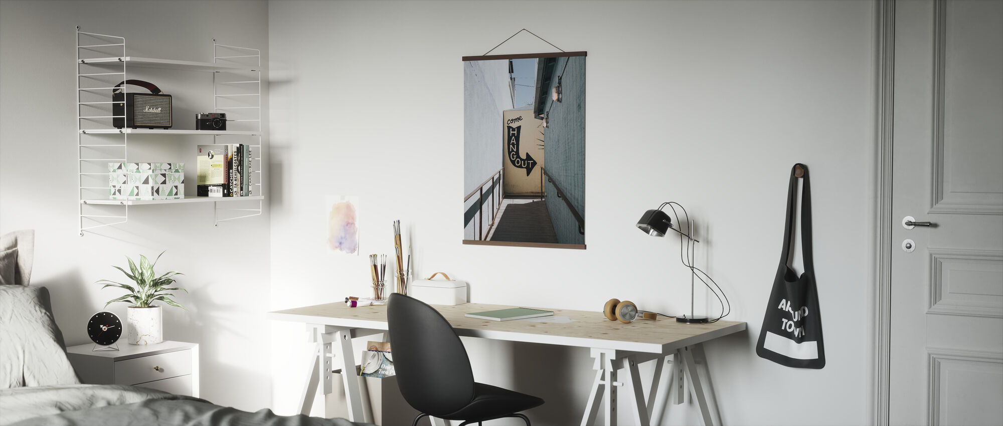 Come Hangout - Poster - Office