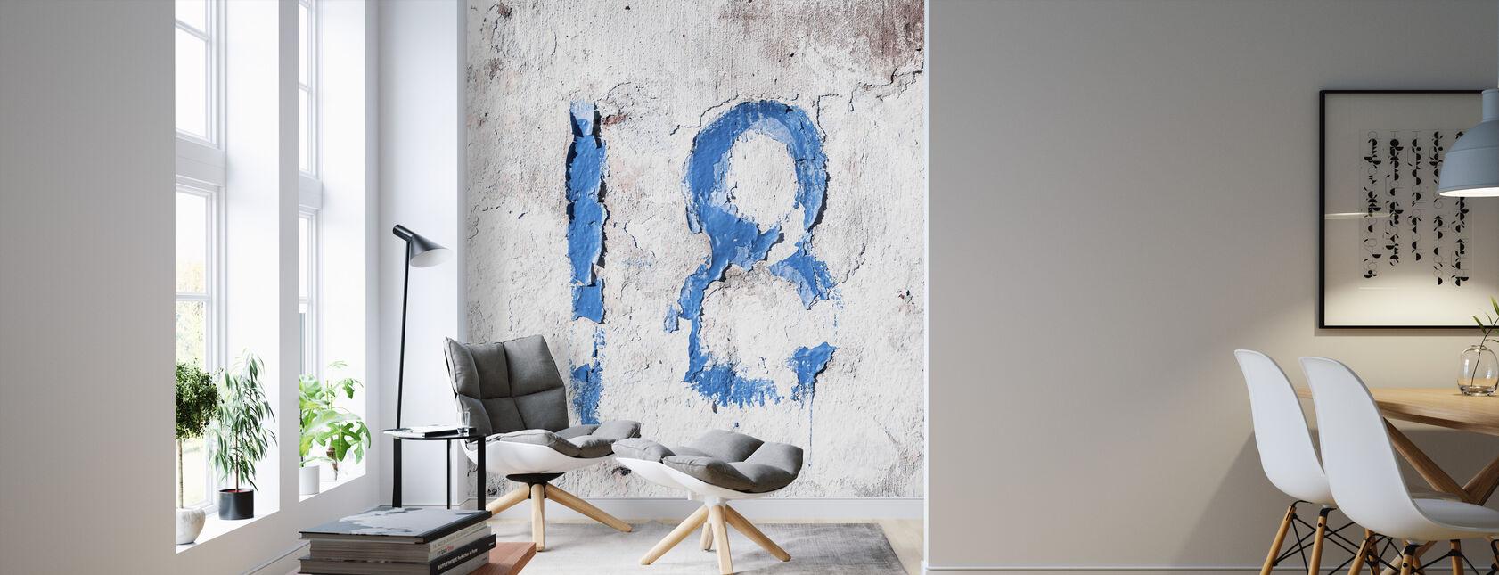 Eighteen - Wallpaper - Living Room