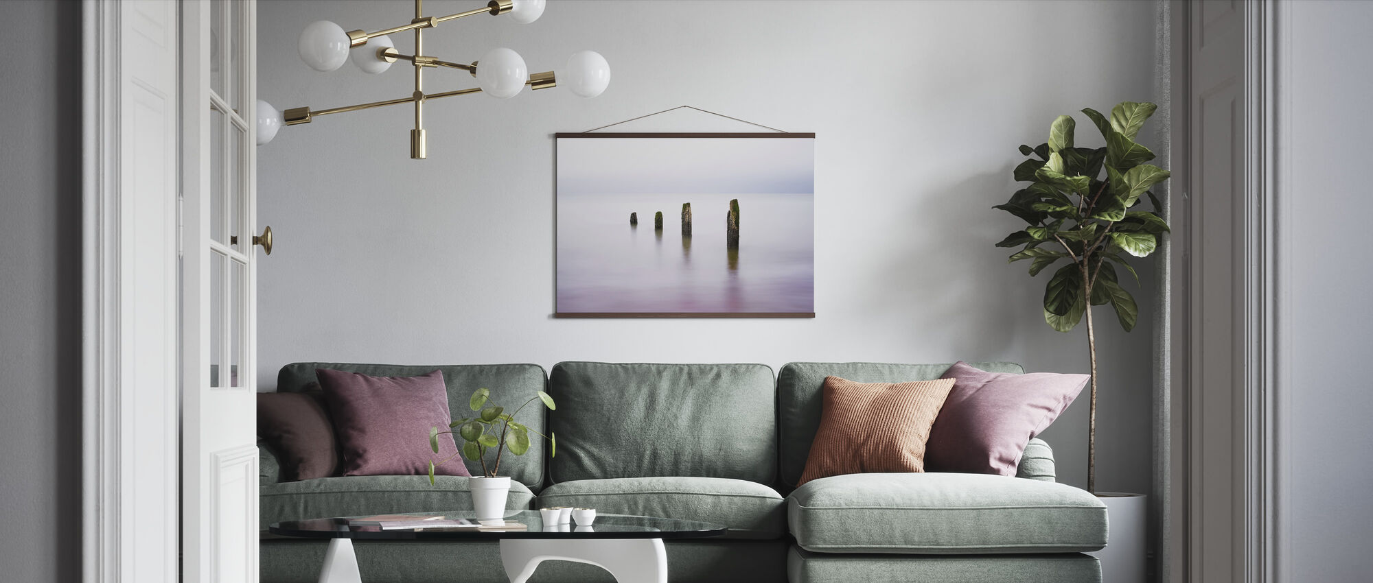 Four Sisters - Poster - Living Room