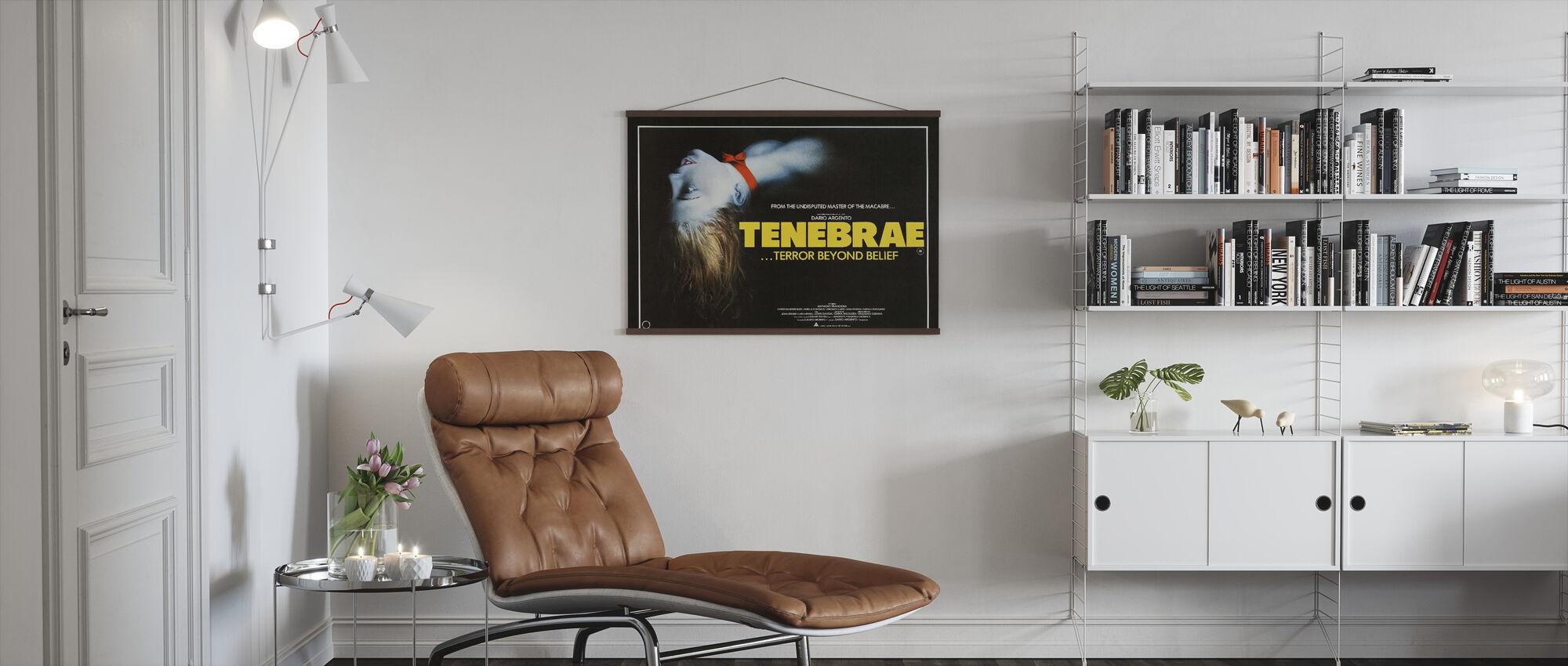 Tenebrae - Poster - Living Room