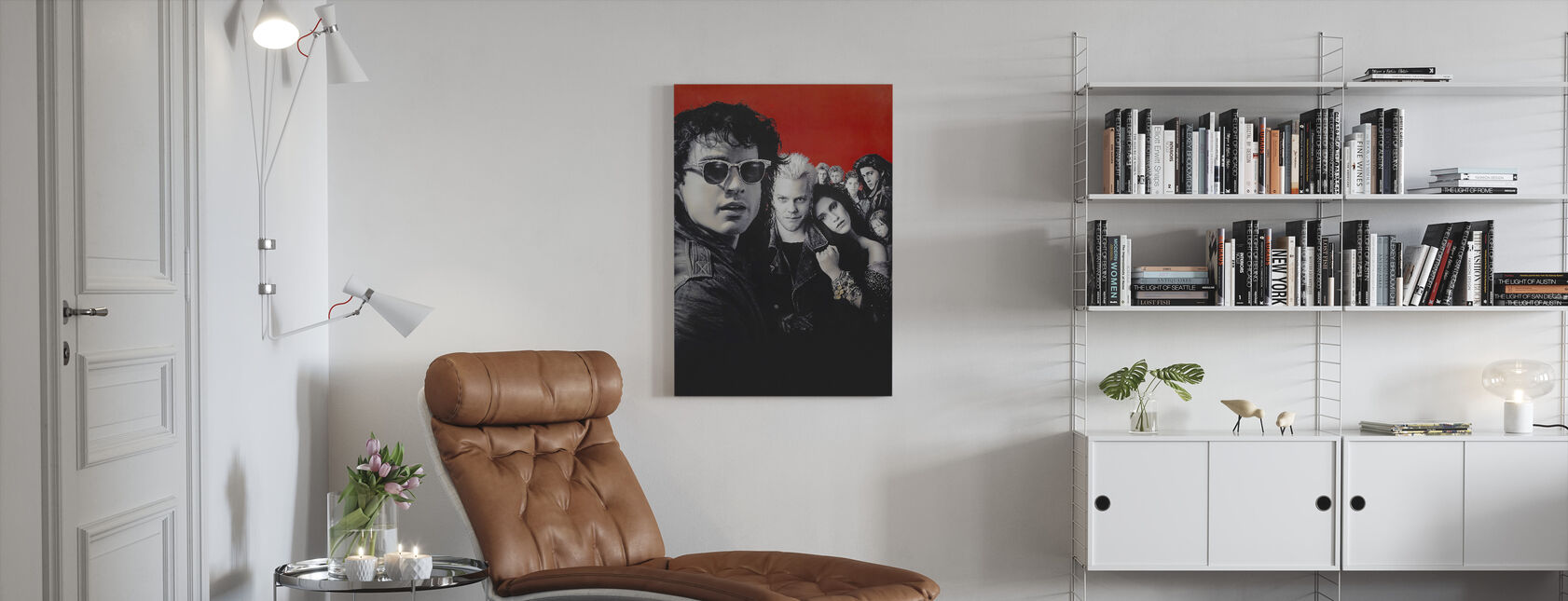 Lost Boys - Canvas print - Living Room